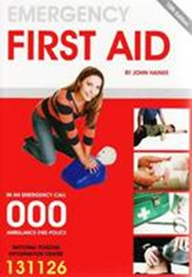 Emergency First Aid by John Haines
