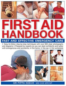 First Aid Handbook by Pippa Keech