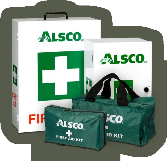 Alsco First Aid Kits