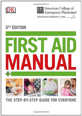 first aid manual latest edition