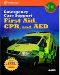 Emergency Care Support FIrst AId CPR and AED Standard