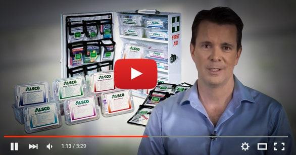 Why Buy from Alsco First Aid Video