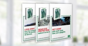 Alsco First Aid Eyewash Station Posters feature image