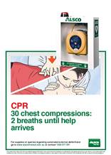 A4 CPR Poster